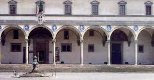 Brunelleschi's Loggia Degli Innocenti