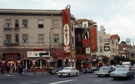 North Beach, San Francisco, CA July 1973