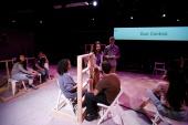 Stephanie and her Stranger talk through Aubree Lynn's set piece