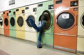 Laundromat flare